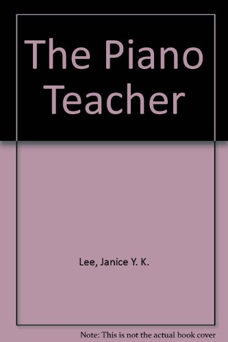 9780750531672: The Piano Teacher