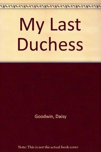 9780750534246: My Last Duchess