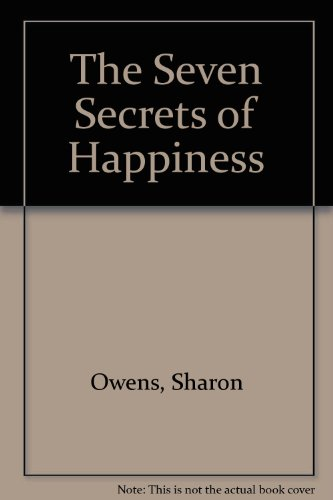 9780750534505: The Seven Secrets of Happiness