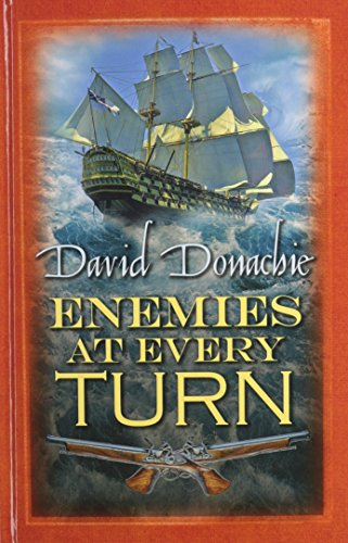Enemies At Every Turn (9780750535311) by David Donachie