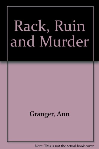 9780750536516: Rack, Ruin And Murder