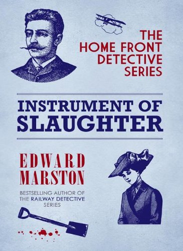 Instrument Of Slaughter (0750537876) by Edward Marston