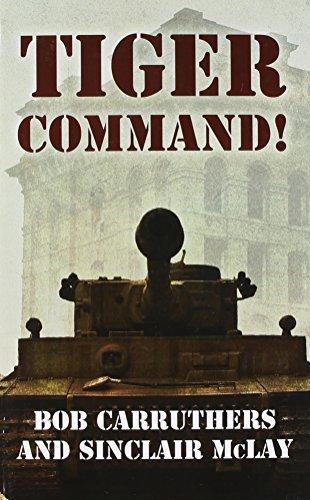 9780750538886: Tiger Command!
