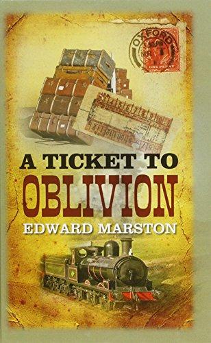 A Ticket To Oblivion: Marston, Edward