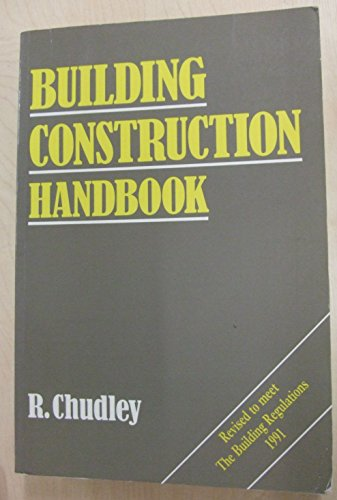 Building Construction Handbook 10th Edition Pdf