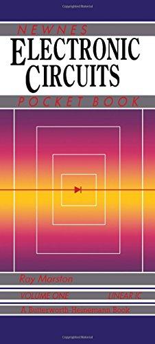 9780750601320: 001: Newnes Linear IC Pocket Book: Newnes Electronics Circuits Pocket Book, Volume 1 (Newnes Pocket Books)