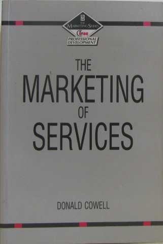Marketing of Services (CIMA Professional Handbook): Barhers