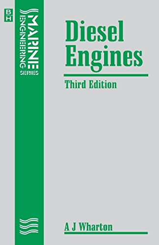 9780750602174: Diesel Engines, Third Edition (Step-By-Step)