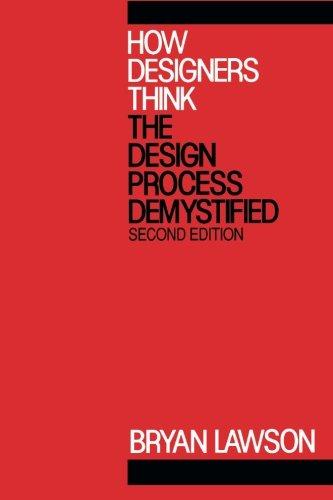 How Designers Think: Bryan Lawson