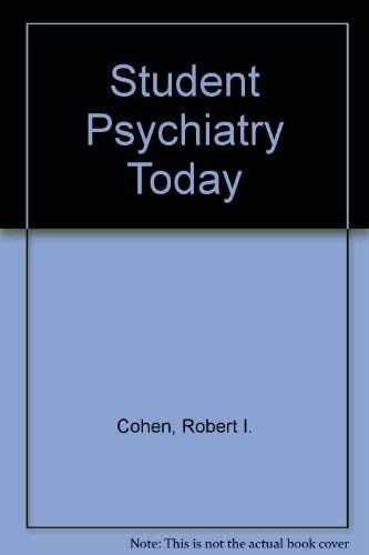 9780750603225: Student Psychiatry Today