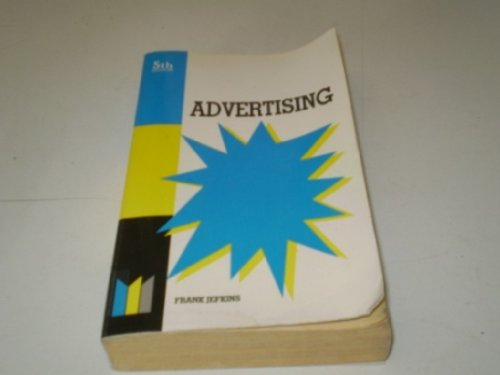 Advertising Made Simple (Made Simple Books): Frank Jefkins