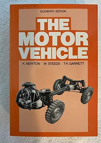 9780750604079: The Motor Vehicle