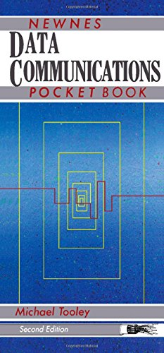 Data Communications Pocket Book (0750604271) by Michael H. Tooley