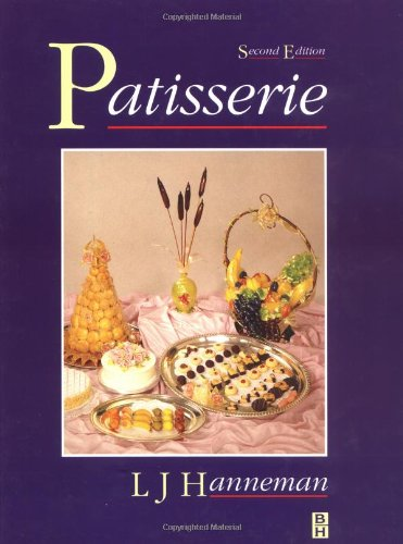 9780750604307: Patisserie, Second Edition