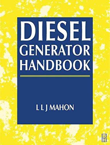 9780750604499: Diesel Generator Handbook