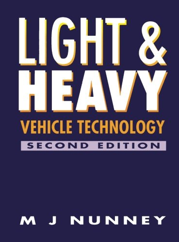 9780750604772: Light and Heavy Vehicle Technology