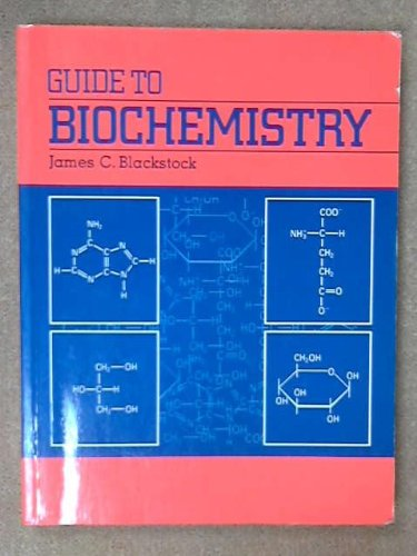 9780750604840: Guide to Biochemistry