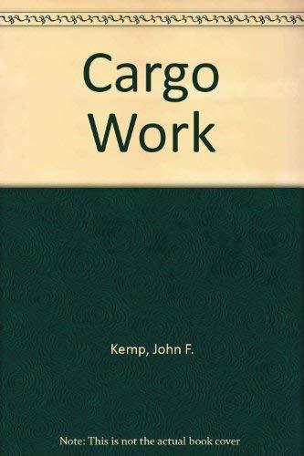 9780750605243: Cargo Work