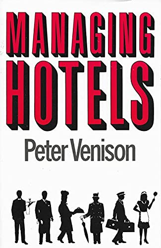9780750605335: Managing Hotels