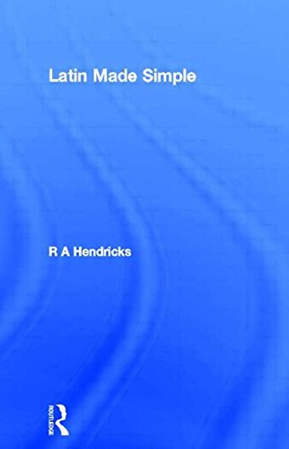 9780750605472: Latin Made Simple (Made Simple Books)