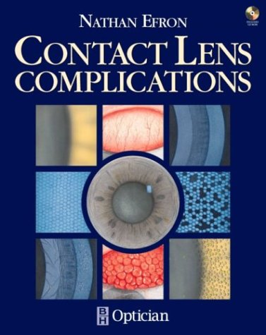 9780750605823: Contact Lens Complications with CD-ROM, 1e