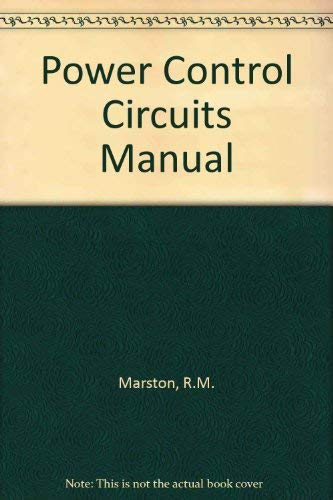 9780750606905: Power Control Circuits Manual