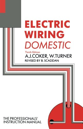 9780750608046: Electric Wiring: Domestic, Tenth Edition