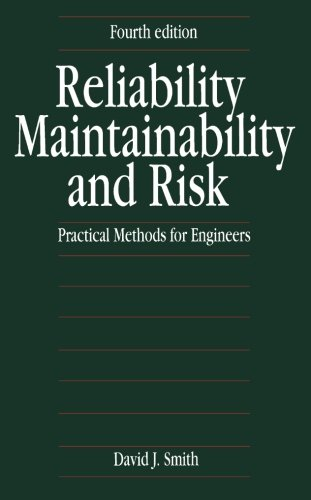 9780750608541: Reliability, Maintainability and Risk: Practical Methods for Engineers