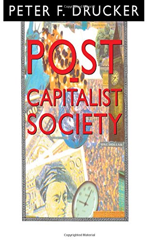 9780750609210: Post-capitalist Society