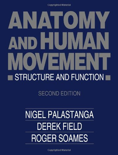 9780750609708: Anatomy and Human Movement: Structure and Function
