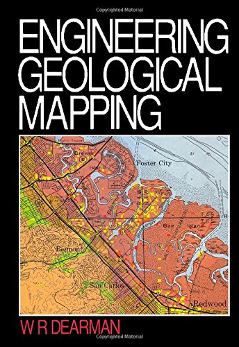 9780750610100: Engineering Geological Mapping (Butterworths Advanced Series in Geotechnical Engineering)
