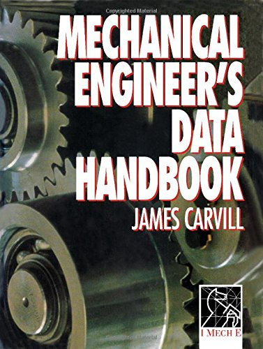 9780750610148: The Mechanical Engineer's Data Handbook