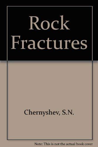 9780750610179: Rock Fractures