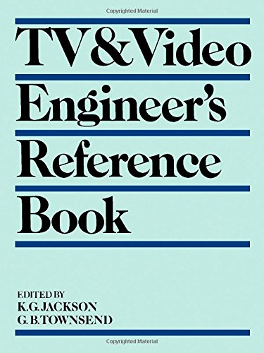 9780750610216: TV & Video Engineer's Reference Book