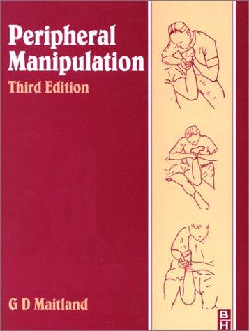 9780750610315: Peripheral Manipulation, 3e