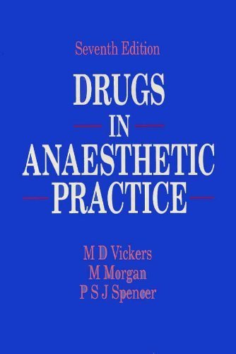 9780750610360: Drugs in Anaesthetic Practice