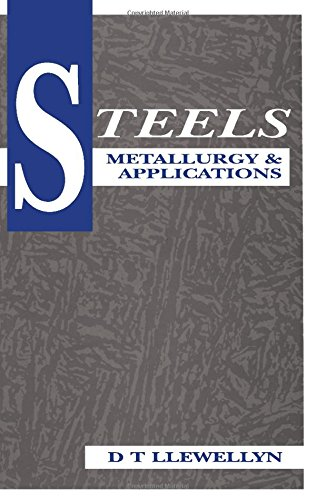 9780750610902: Steels: Metallurgy and Applications
