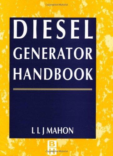 Diesel Generator Handbook (Hardback): L.L.J. Mahon