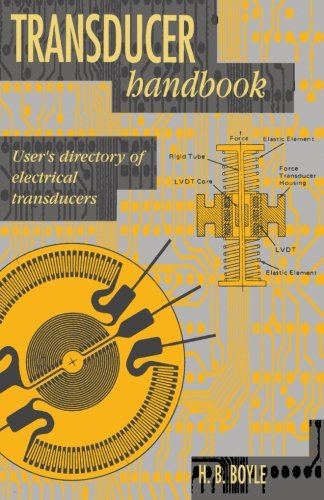 9780750611947: Transducer Handbook: User's Directory of Electrical Transducers