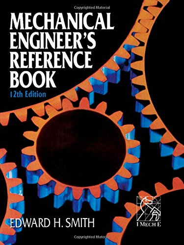 9780750611954: Mechanical Engineer's Reference Book (R-136)
