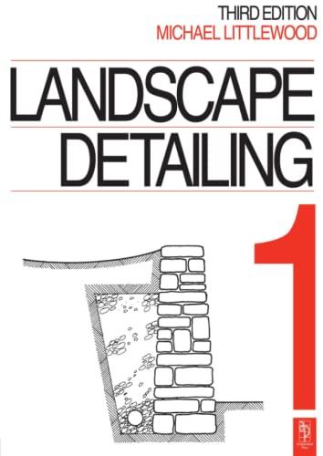 9780750613040: 001: Landscape Detailing Volume 1: Enclosures