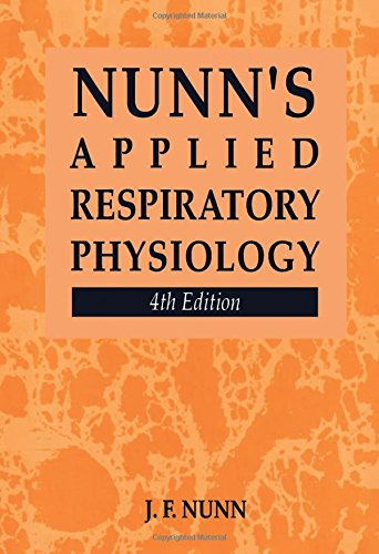 9780750613361: Nunn's Applied Respiratory Physiology