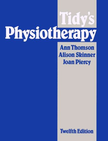 9780750613460: Tidys Physiotherapy