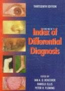 9780750614344: FRENCH'S INDEX OF DIFFERENTIAL DIAGNOSIS 13E