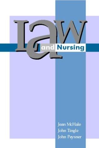 Law and Nursing: Tingle BA Law(Hons)