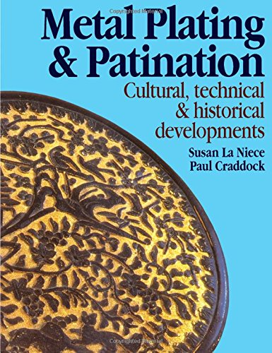 9780750616119: Metal Plating and Patination: Cultural, technical and historical developments