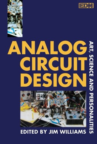 9780750616355: Analog Circuit Design: Art, Science, and Personalities (EDN)