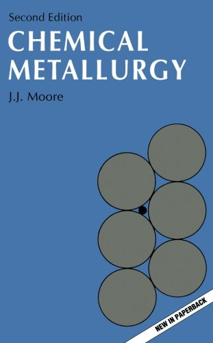 9780750616461: Chemical Metallurgy, Second Edition (Characterization of materials)