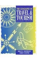 9780750616706: The Geography of Travel and Tourism