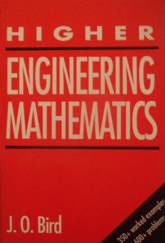 9780750616843: Higher Engineering Mathematics